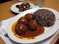 EF_La_Isla_Albondigas_Black_Beans_Rice