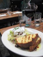 EF_August_Duck_Confit_ Frisee_Salad_with_Beaujolais