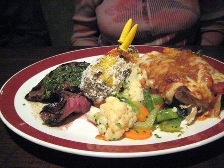 EF_Founding_Farmers_Skirt_Steak_and_Enchiladas