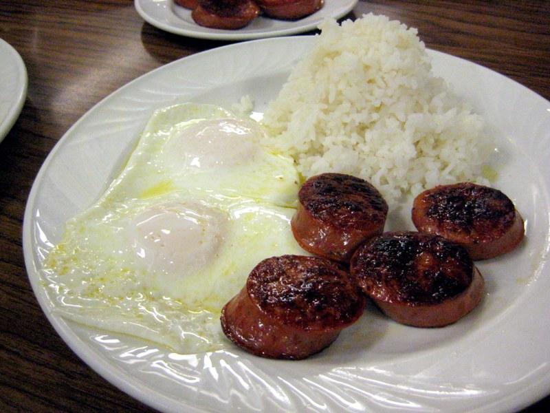 EF_HI_Likelike_Drive_Inn_Portuguese_Sausage_Rice_Egg