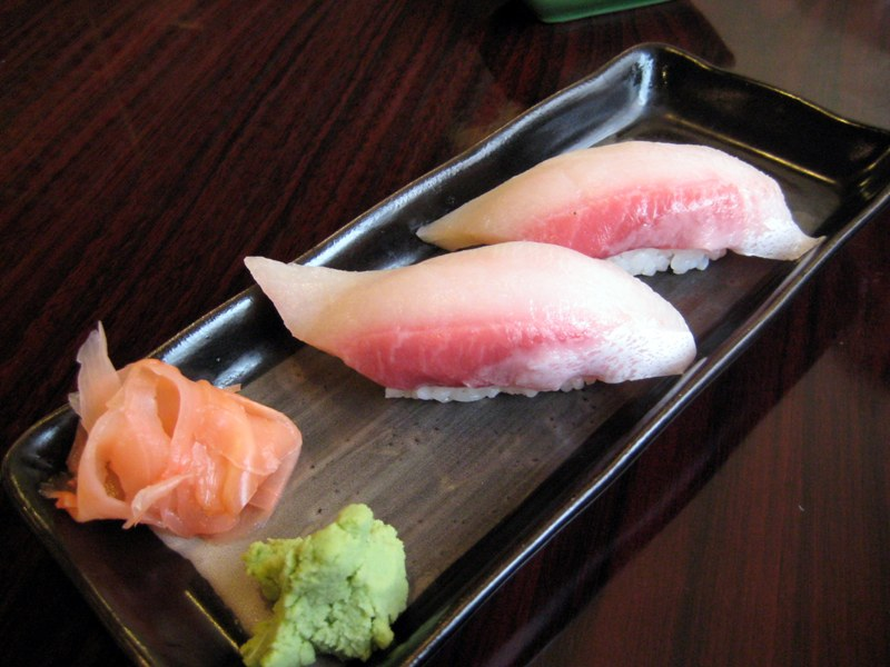 EF_Eats_SF_Dojima-Ann_Hamachi_Nigiri