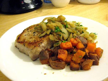 EF_I_Spy_Tea_Brined_Pork_Chops_Fennel_Sweet_Potatoes