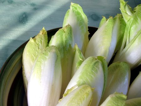 Endive, by chez loulou on Flickr